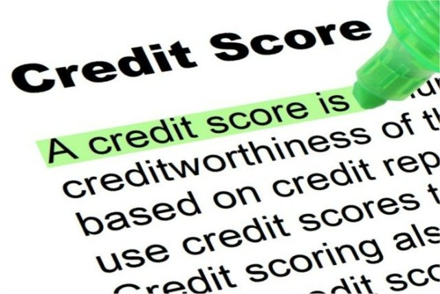 What is a credit score 2