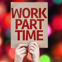 Well paid part-time jobs