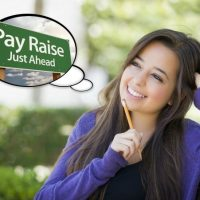 how to ask for a pay rise confidently