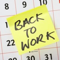 Returning To Work after Career Break