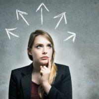 how to handle career crossroads