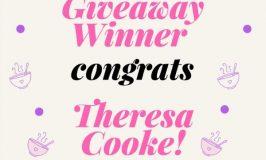 Giveaway Winner!!