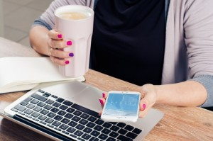 Personal finance blog women