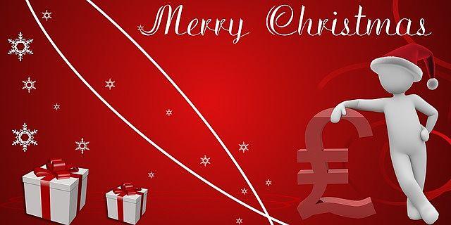 money saving ideas at christmas thank you