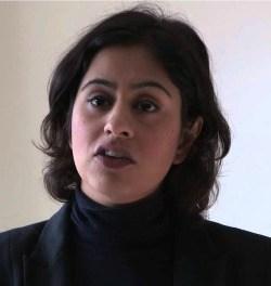 Sara Khan Gender Pay Gap
