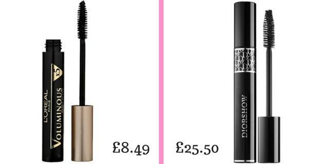 High-end Makeup Dupes Best Beauty Buys on a Budget 2