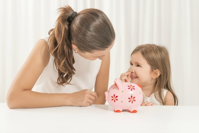 good money habits to teach your kids