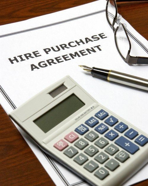 what is hire purchase