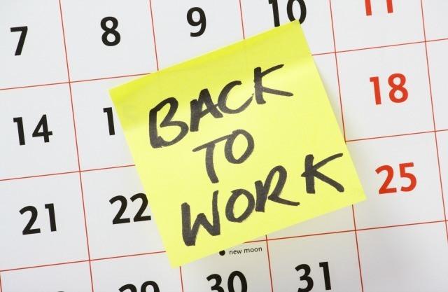 Returning To Work after Career Break
