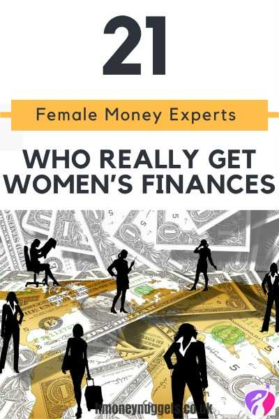 uk women money experts