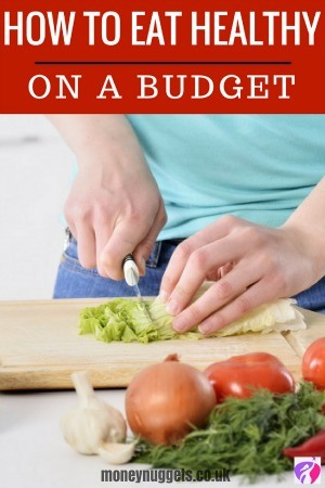 How to eat on a healthy budget pinterest