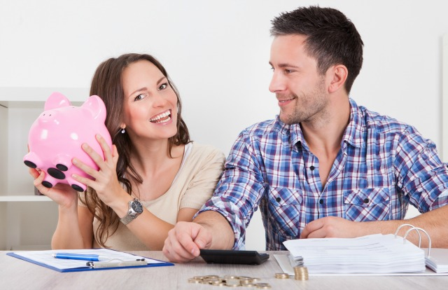 financial balance in your marriage