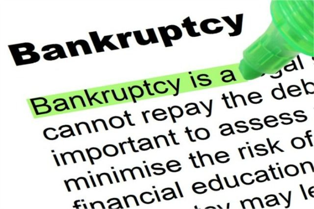 How to Declare Bankruptcy
