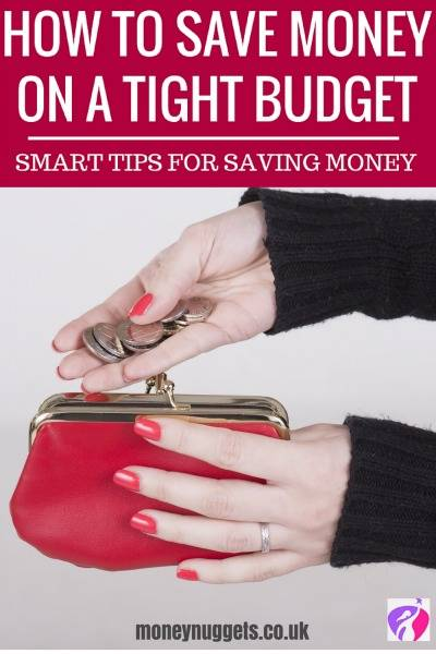 tips for saving money