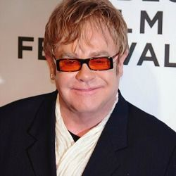 Most Charitable Celebrities Elton John