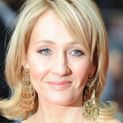 Most Charitable Celebrities JK Rowling
