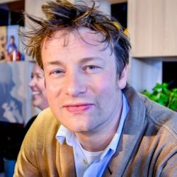 Most Charitable Celebrities Jamie Oliver