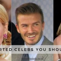 Most Charitable Celebrities