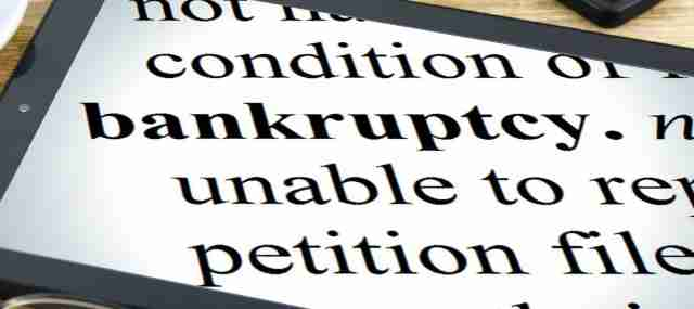 What Happens When You Declare Bankruptcy