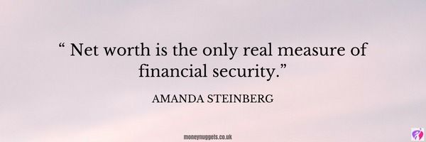 money quotes Amanda Steinberg