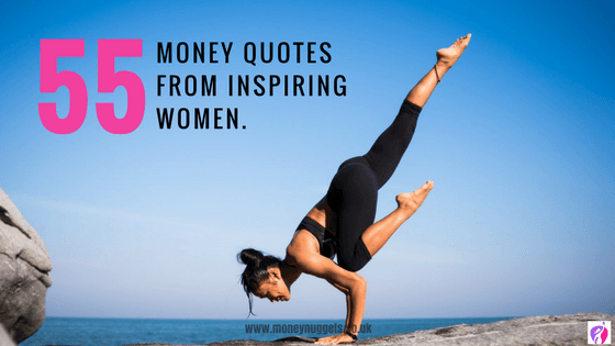 50 best money quotes women