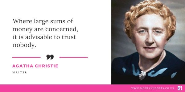 best-money-quotes-Agatha-Christie