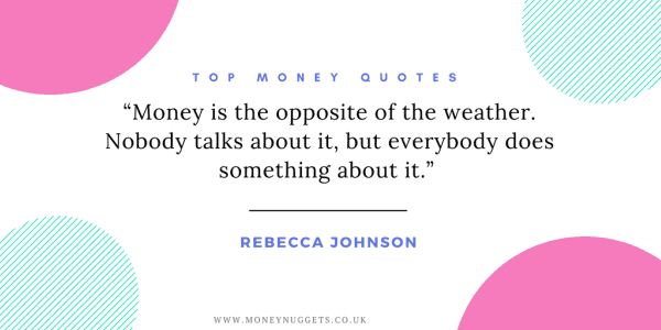 inspirational money quotes
