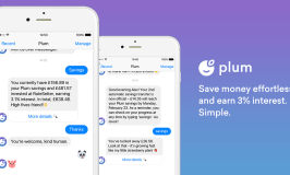 Plum Review: Save Without Lifting a Finger with Plum