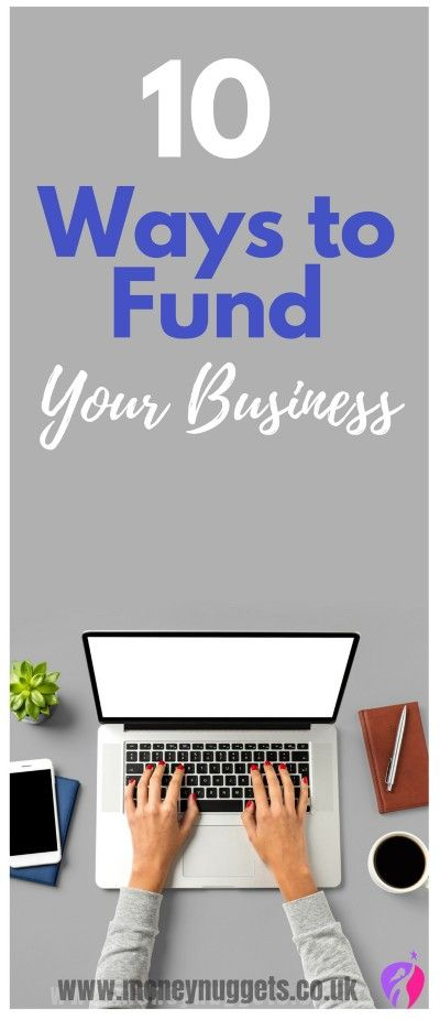 ways small business funding