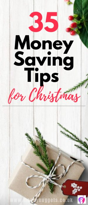 Christmas money saving tips - how to do christmas cheap