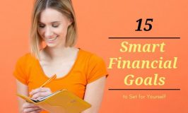 Smart Financial Goals: | List of Goals to Set for Yourself