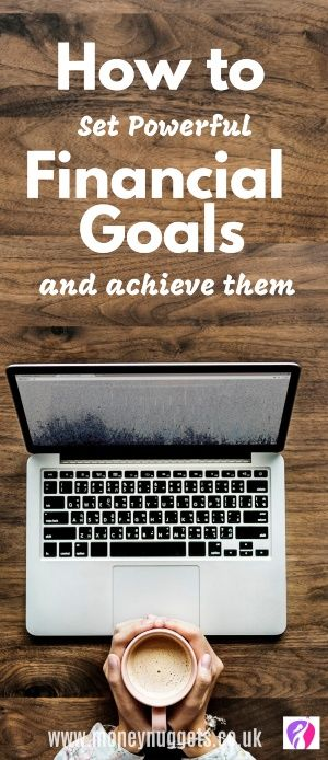 how to set financial goals